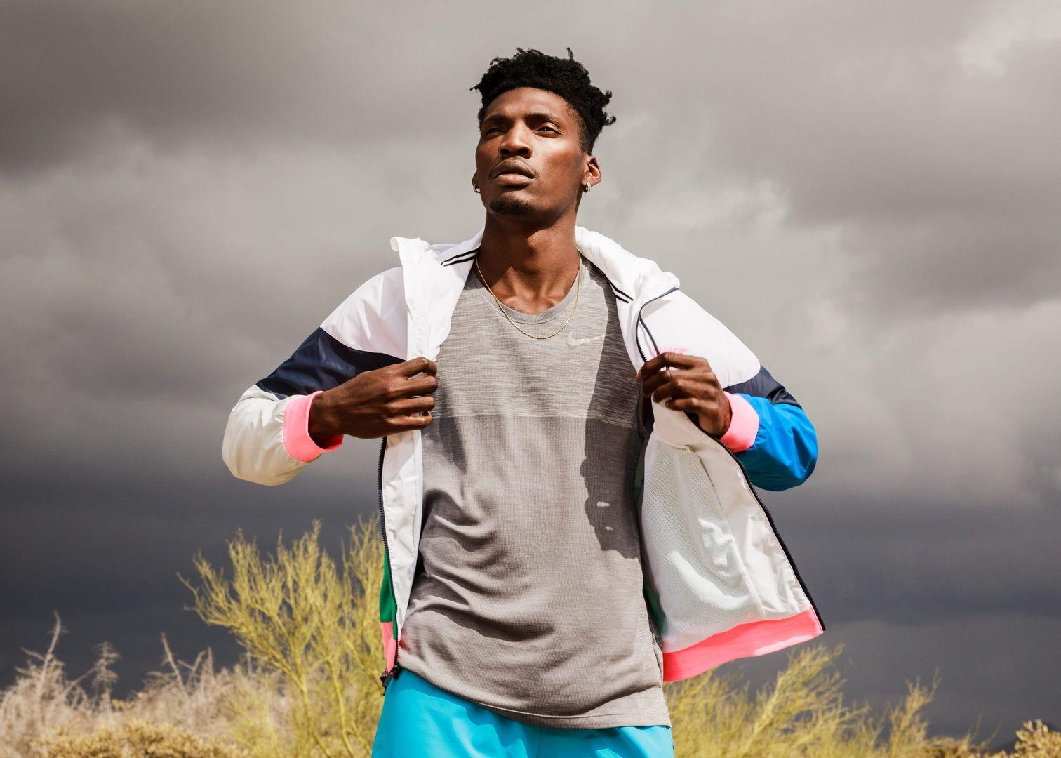 <p><strong>5.</strong> <em>Nike Running's Fred Kerley</em></p>