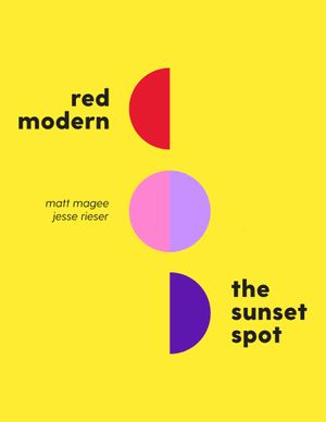 The Sunset Spot at Red Modern - blog post cover image